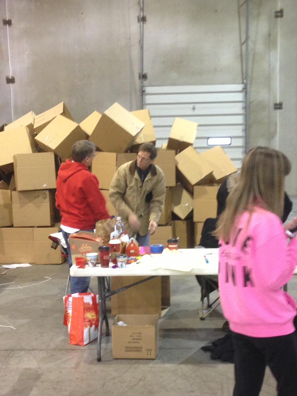 Santa's Silent Helpers- Volunteers